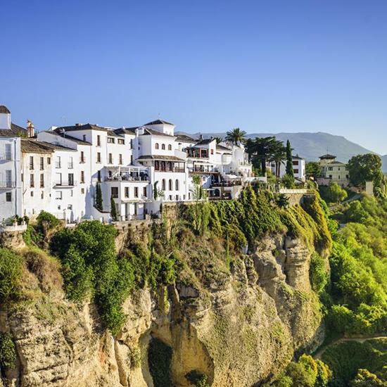 Pueblos Blancos | Andalusië