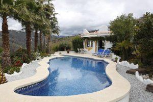 Casa Nikita | Zwembad | Vakantiehuis in Andalusië | Welkom in Andalusië