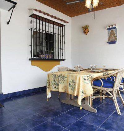 Casa Nikita | Terras | Vakantiehuis in Andalusië | Welkom in Andalusië
