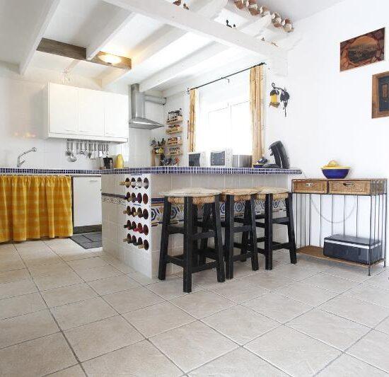 Casa Nikita | Keuken | Vakantiehuis in Andalusië | Welkom in Andalusië