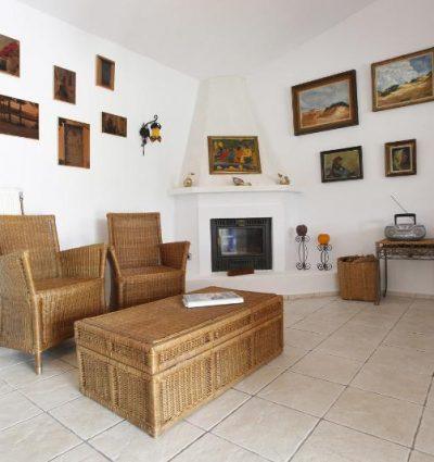 Casa Nikita | Zitkamer keuken | Vakantiehuis in Andalusië | Welkom in Andalusië