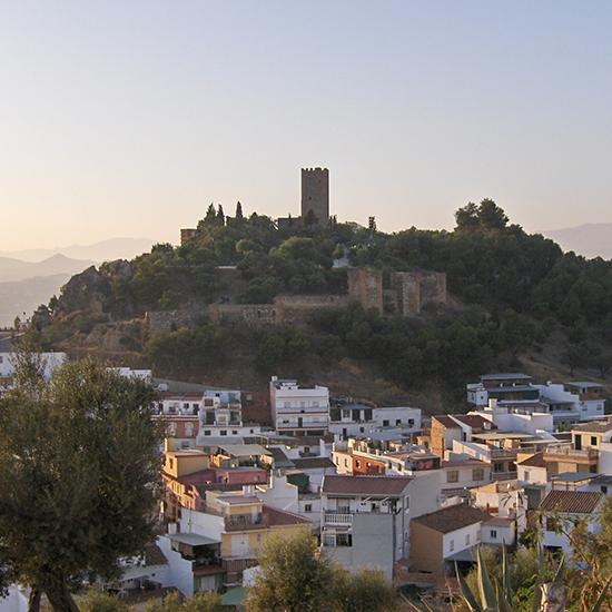 Vélez-Málaga | Andalusië | Castillo_de_Vélez-Málaga