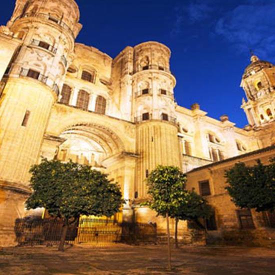 Malaga | Andalusië | Kathedraal