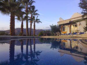 Casa Nikita | Vakantiehuis in Andalusië | Vakantiehuis met privé zwembad