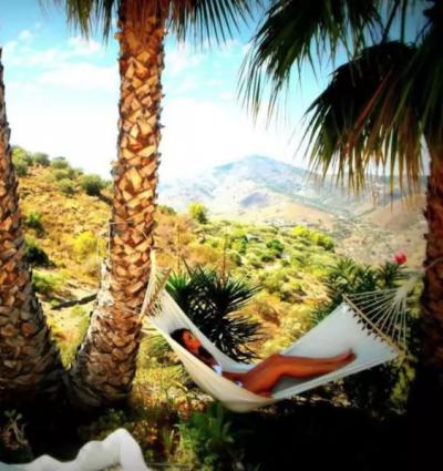 Casa Nikita | Vakantiehuis in Andalusië | Luieren in hangmat