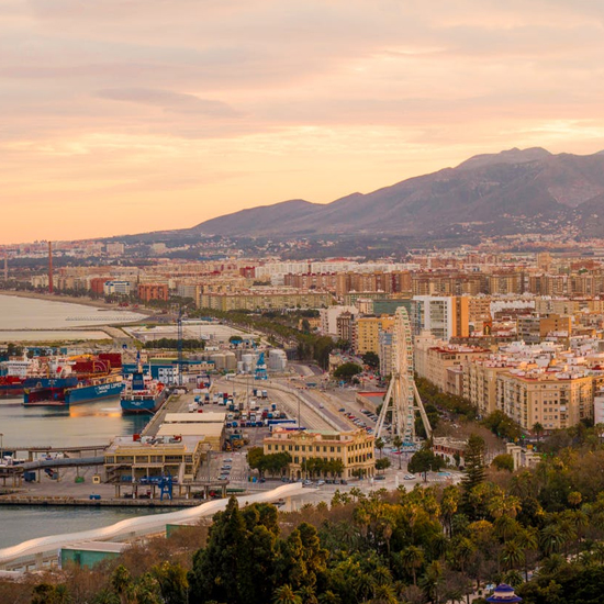 Andalousie | Malaga | Port