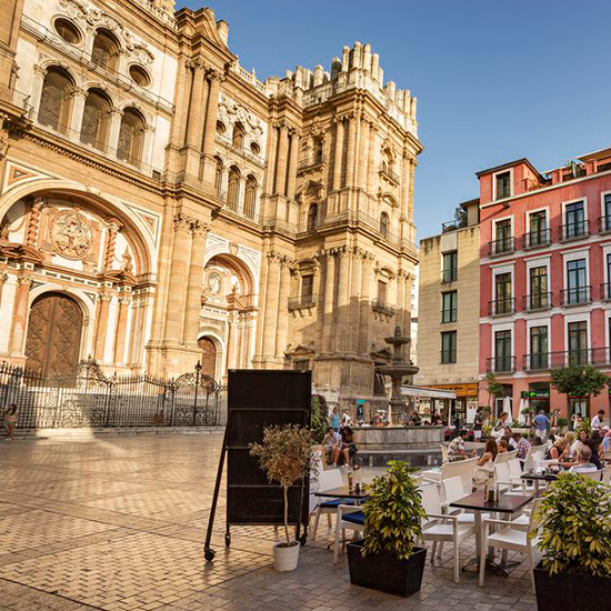 Kathedraal Malaga | Malaga | Andalusië