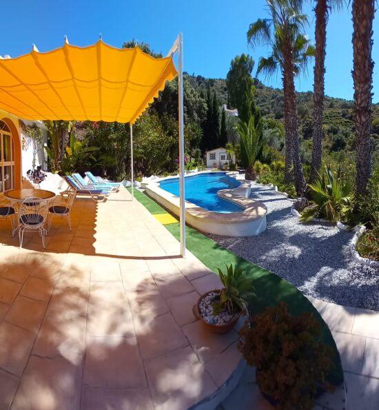 Casa Nikita - Vakantiehuis in Andalusië